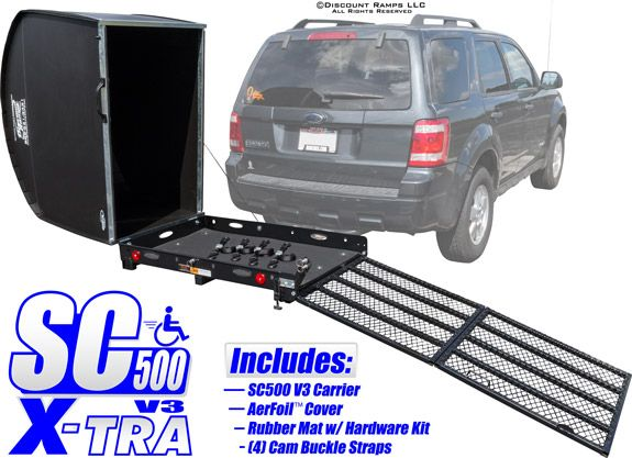 Wheelchair Rack For Small Car Cosmecol