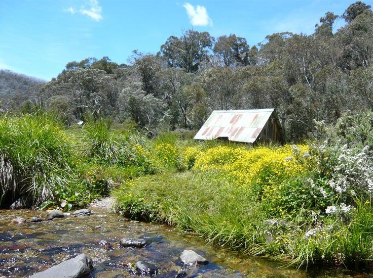 Hiking in Victoria's High Country | Hedonistic Hiking - Historic cattlemen's huts on the Bogong High Plains