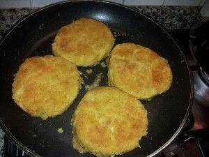 I Veghburger di ceci