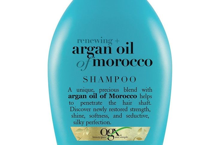 Organix Renewing Moroccan Argan Oil Shampoo Review