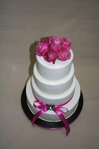 Tort weselny Cukiernia Krakowskie Wypieki