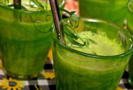 Grön ärtsoppa | Recept.nu