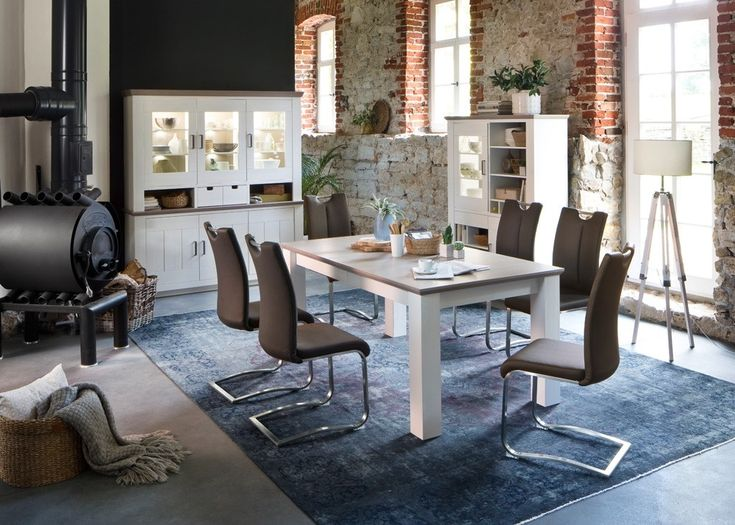 Die besten 25+ Landhausmöbel weiss Ideen auf Pinterest - esszimmer weis landhaus