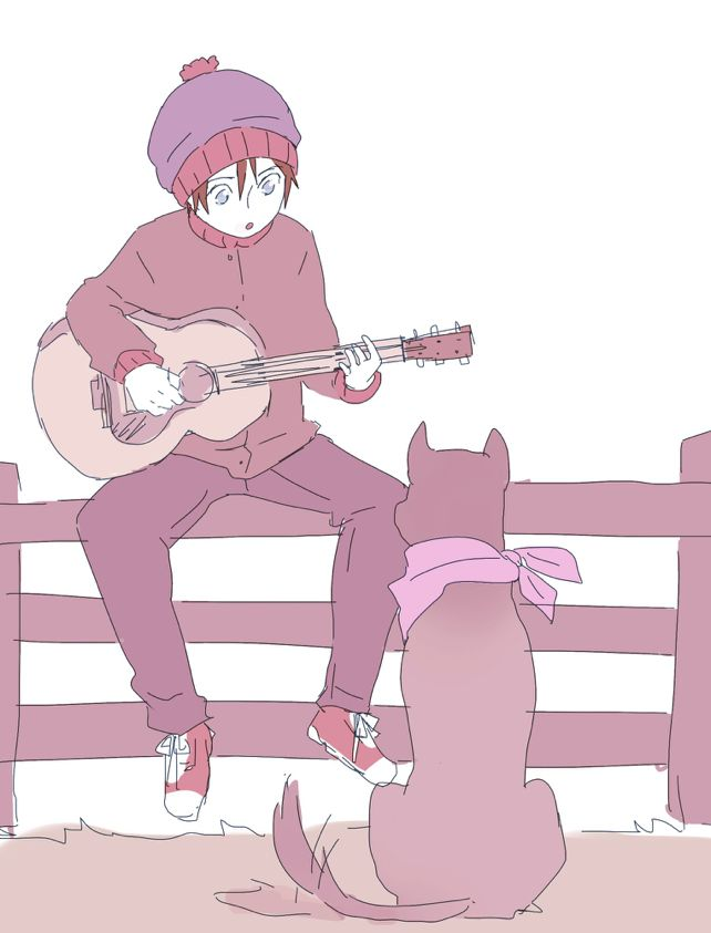Stan Marsh ~ this one goes out to you