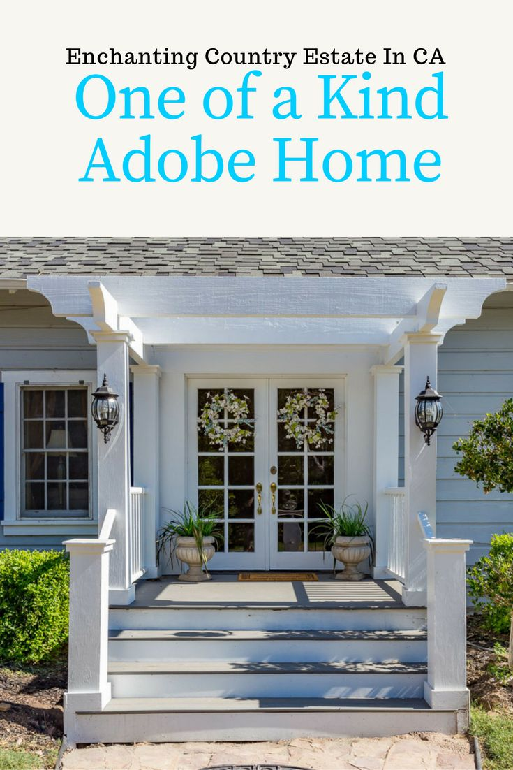 Best 25 adobe homes ideas on pinterest adobe house for Adobe home builders california