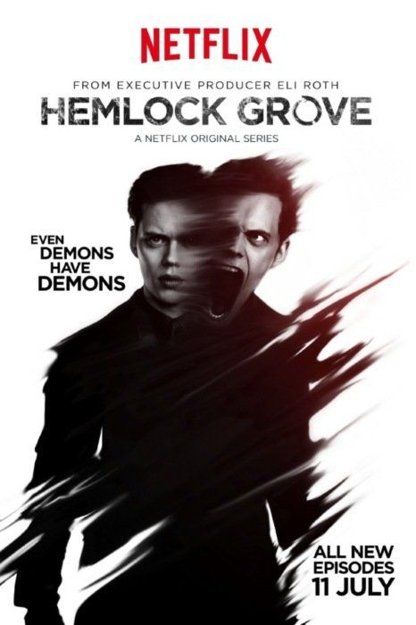 Hemlock Grove season 2 character posters revealed