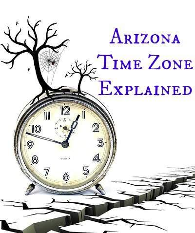 Arizona daylight savings time explained at www.PintSizeFarm.com