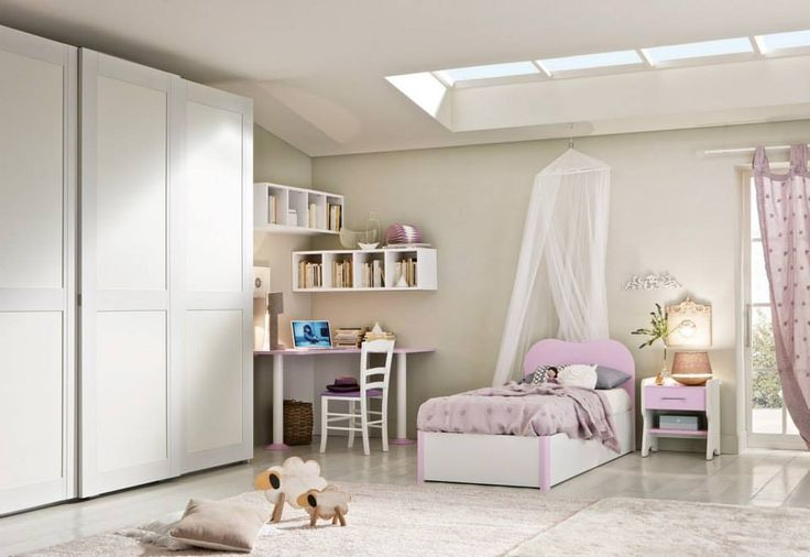 Dromitor copii Arcadia Kids by Colombini Casa - Lovely Design