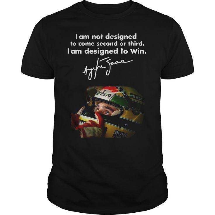 Ayrton Senna  Quote.