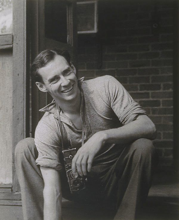 photographer Max Dupain, (1939) by Olive Cotton (Australia, 1911 - 2003)
