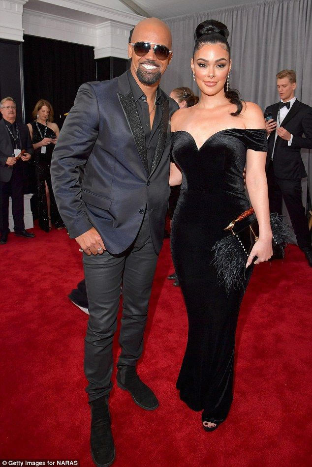 New romance: S.W.A.T. star Shemar Moore and Quantico actress Anabelle Acosta attended the ...