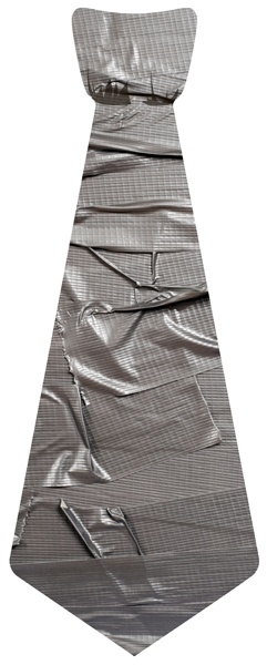 """Who can keep """"it"""" together without duct tape? A duct tape StickyTie…. Fashion can't get any better!  $6.50Duct Tape, Crafts Ideas, Tape Stickyti, Ducks Tape, Duck Tape, Tape Fabrics, Tape Ties, Reuseable Ties, Teen Crafts"""