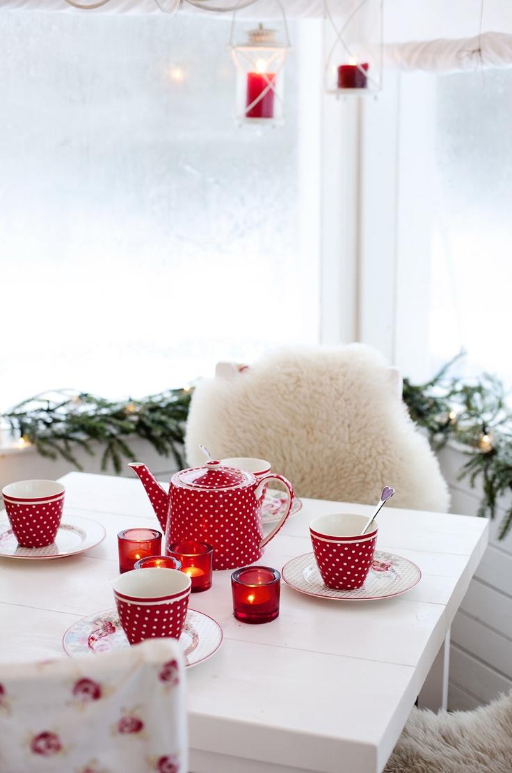 Fot: Krista Keltanen Joulukotikuvaukset meillä...