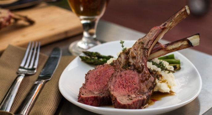 Weber.com - Blog - Fine Dining Grilling: Rack of Lamb