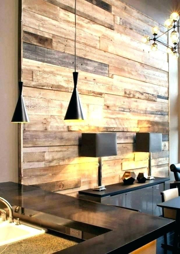 13 Accent Wall Ideas For Bedroom And Living Room In 2020 Wood Walls Living Room Wood Wall Design Reclaimed Wood Wall Living Room #wooden #wall #design #for #living #room