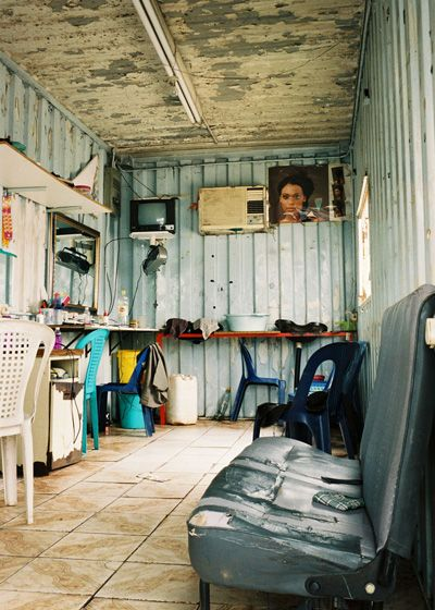 Township Barbershops Signs Of South Africa // Simon Weller
