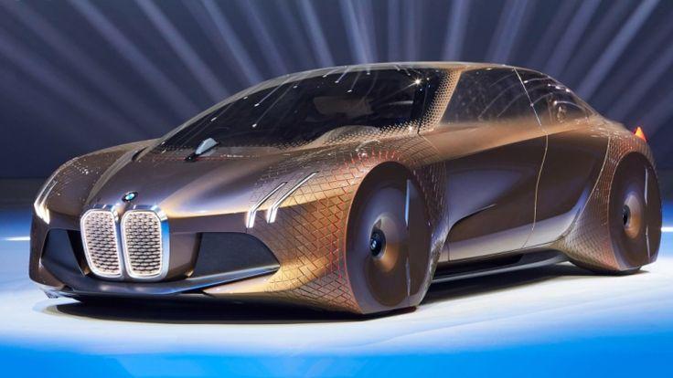 En vídeo así ve BMW el coche del futuro  Vehículos bmw coches autónomos inteligencia artificial realidad virtual
