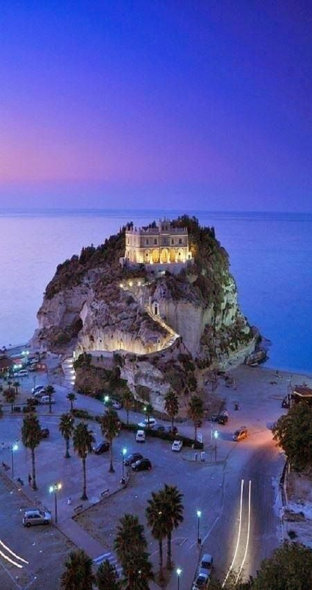 Tropea, Calabria, Italy . South . Amazing Sea . Nice People . Summer Trip .