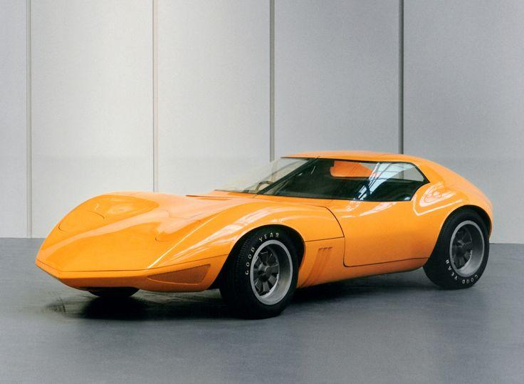 1966 Vauxhall XVR1