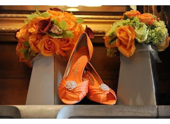 The 25+ best Orange wedding shoes ideas on Pinterest   Groom ...