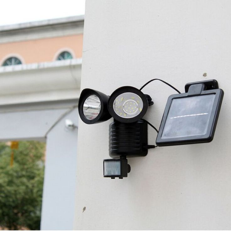 Wall Mounted Solar Flood Lights : 1000+ ideas about Solar Powered Flood Lights on Pinterest Solar flood lights, Security gadgets ...