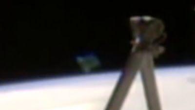 **PLANETA H**: NASA capta presunto ovni durante transmisión en vi...