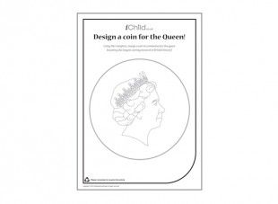 A fun activity for children to celebrate the reign of Queen Elizabeth II!