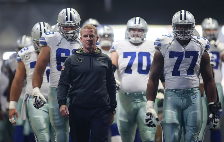 Dallas Cowboys 2017 Opponents Revealed
