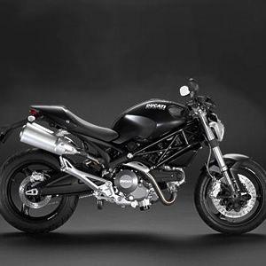 Ducati Monster 696.  Best Ducati starter bike.