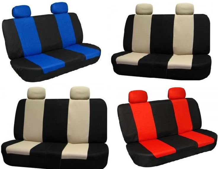 Protect the value Of Your Vehicle with custom seat Cover.