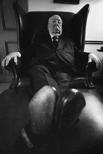 Hitchcock by Ara Güler