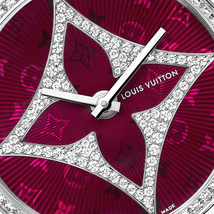 Seduction by design in Louis Vuitton watch for women - The jewellery Editor