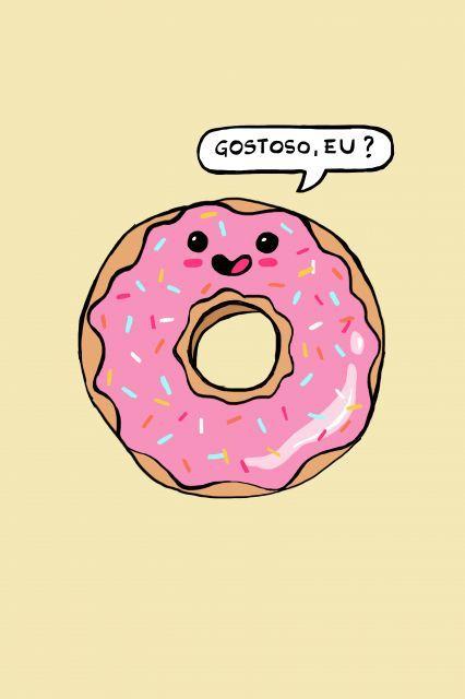 Poster - Donut