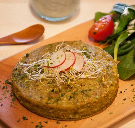 Hamburguesas de trigo sarraceno y champiñones | #Recetas de cocina | #Veganas - Vegetarianas  ecoagricultor.com