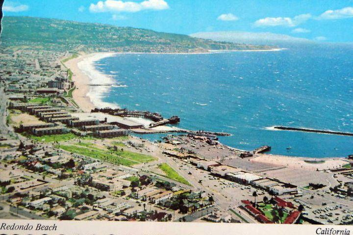 Redondo Beach South Bay Beach California 1970 S Mid Forward Looks Like