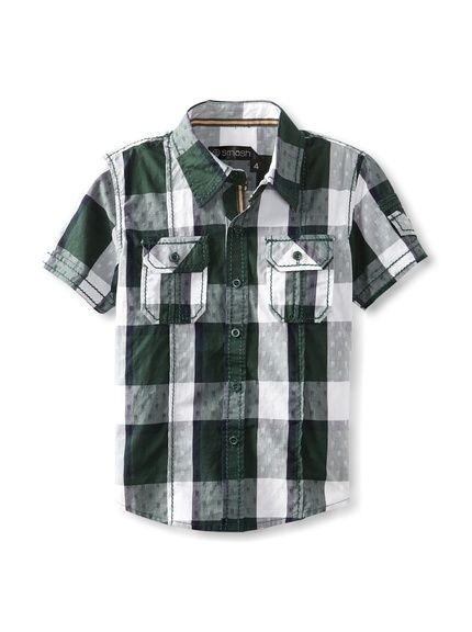 Smash Boy's Short Sleeve Woven Shirt, http://www.myhabit.com/redirect/ref=qd_sw_dp_pi_li?url=http%3A%2F%2Fwww.myhabit.com%2F%3F%23page%3Dd%26dept%3Dkids%26sale%3DAQ2Z2800DMKUV%26asin%3DB00C1W9GI2%26cAsin%3DB00C1W9HDQ