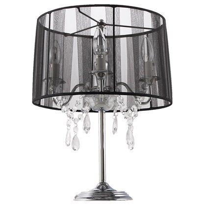 Lampa stołowa COSTES czarna