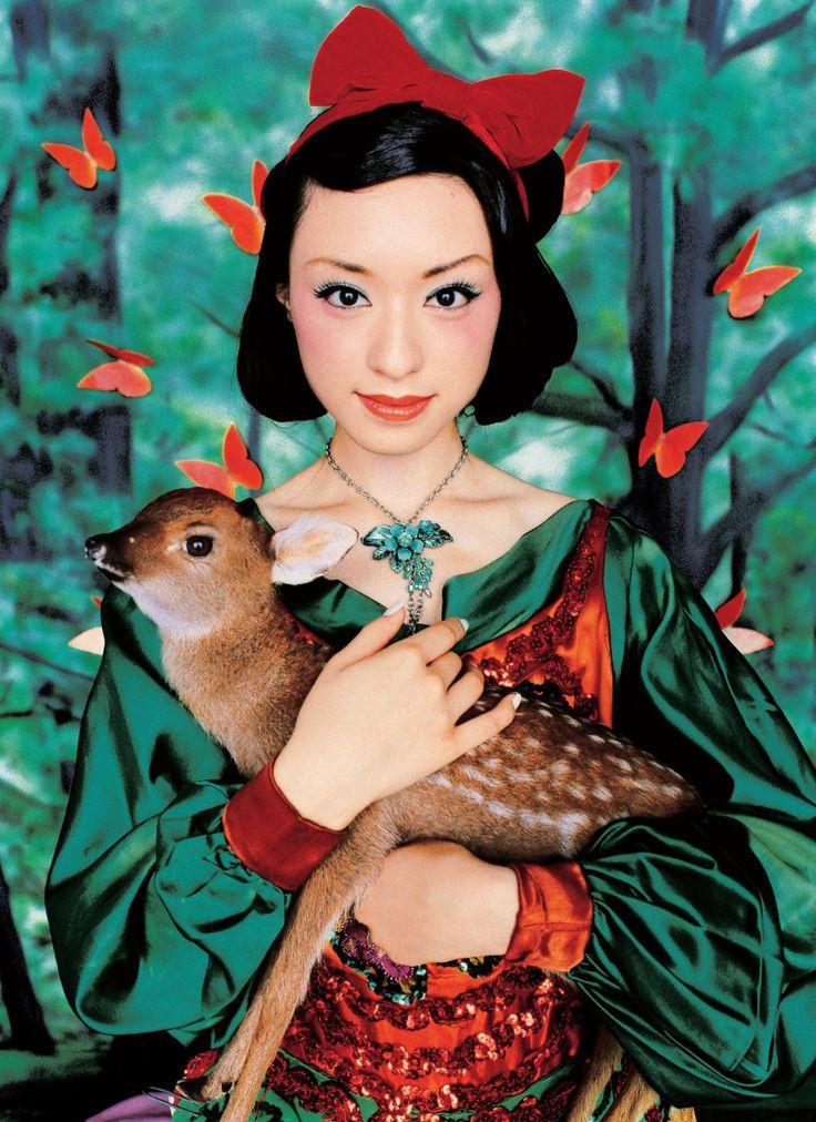 Global Fashion Photography, EXPOSED: Mika Ninagawa's Charming World