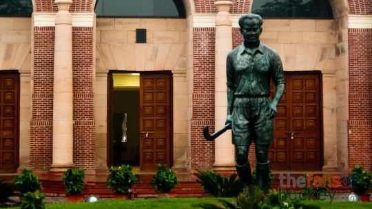 "We would like to start our media site with the tribute to Major Dhyan Chand, the Hockey Wizard.    [caption id=""attachment_2876"" align=""aligncenter"" width=""540"" caption=""Major Dhyan Chand Statue at MDC National Stadium, New Delhi""]"