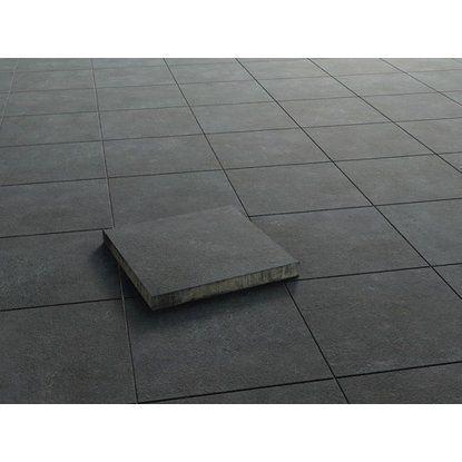 Schwarz Weiß X Terrassenplatten Images Beton - Terrassenplatten weiß 40x40