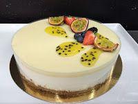 Passion juustokakku – Myös gluteenittomat kakut