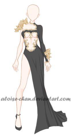 [OPEN] Queen of Hearts Armour Adoptable by Aloise-chan.deviantart.com on @DeviantArt