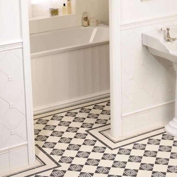 12 best Floor Tiles - Victorian Style images on Pinterest ...