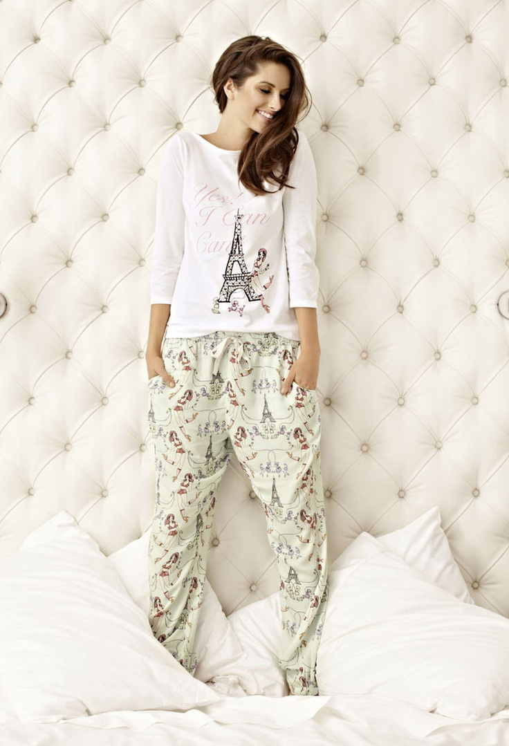 Image for Paris Chic Pj Pant from Peter Alexander