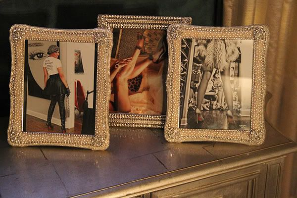 Blinged Out Frames Lol Only Marlo Marlo Designer Fashion