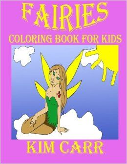 The Fairies Coloring Book for Kids can keep your children occupied for hours, coloring their favorite cartoon type fairies. Coloring at such a young age is great for cognitive, fine motor skill development while they learn to color in the lines and make their parents their own beautifully colored pictures filled with love.
