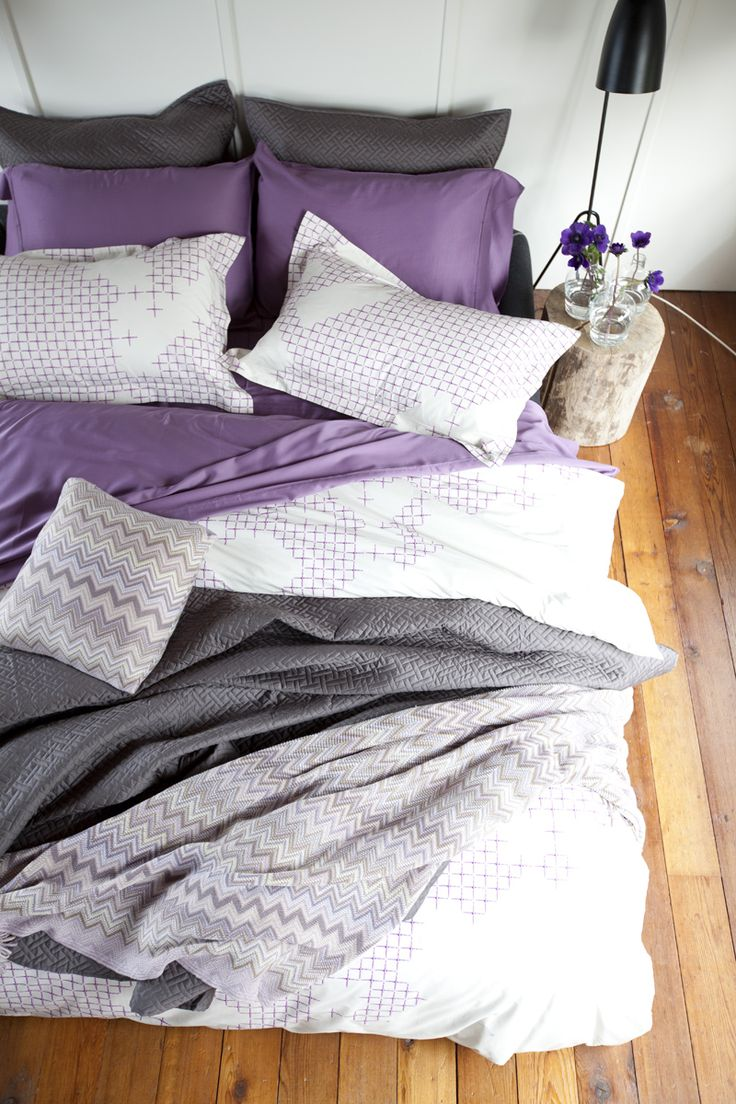 top  best lavender bedding ideas on pinterest  purple nursery  - a distinctive ecofriendly bedding collection by ami mckay of pure