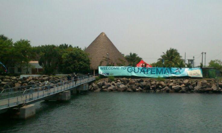 Puerto Quetzal, Guatamala