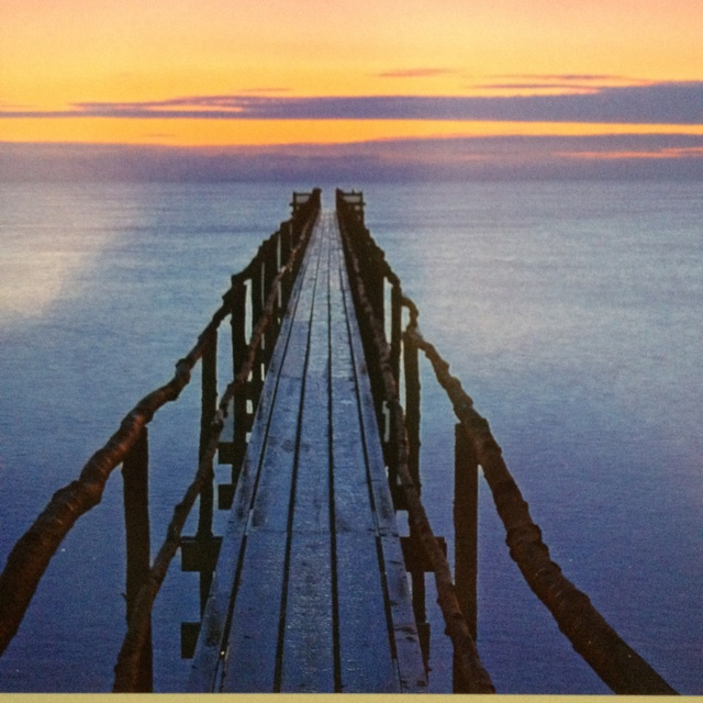 Lake Winnipeg, Manitoba, Canada I can hardly wait to get back to our pier.