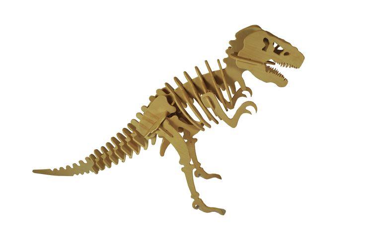Medium T-Rex puzzle.